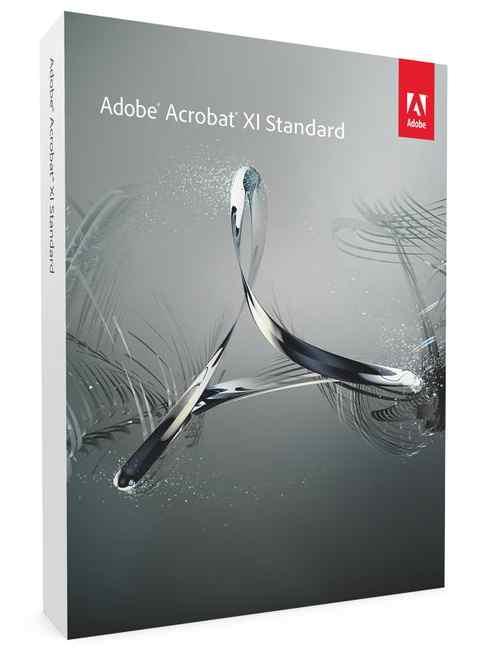 Adobe Acrobat Xi Standard  Win  1u  Rtl  Esp