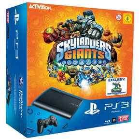 Sony 12gb  Playstation 3  Skylanders 2 - Giants  Complete Pack