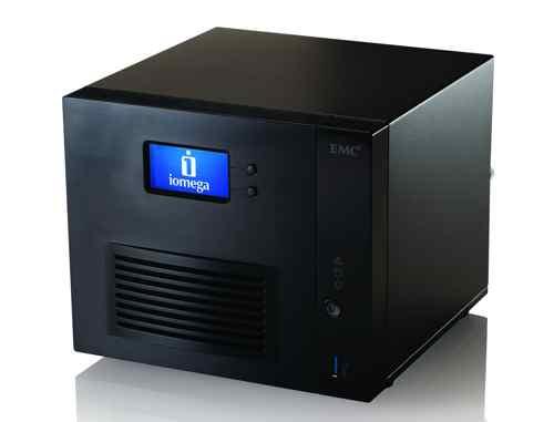 Iomega Ix4-300d 8tb