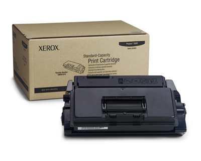 Xerox Cartucho de impresion Phaser 3600 de capacidad normal  7000 pags