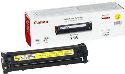 Canon Toner 716 Yellow