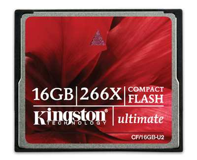 Kingston 16gb Ultimate Compactflash