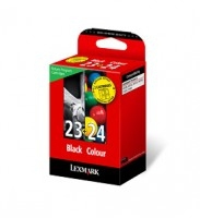 Lexmark Twin-pack No23