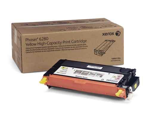 Xerox Toner amarillo de gran capacidad  5900 paginas