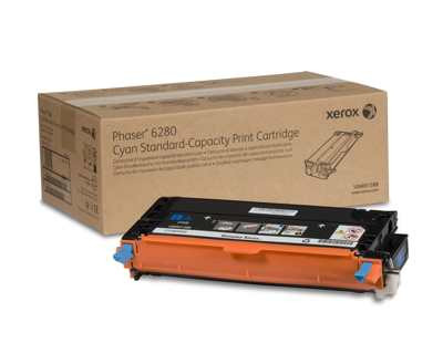 Ver Xerox Toner cian de capacidad normal  2200 paginas