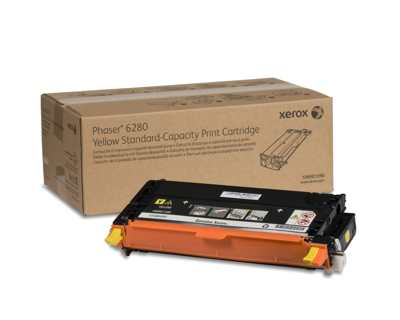 Xerox Toner amarillo de capacidad normal  2200 paginas