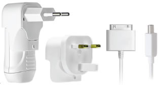 Belkin Usb Power World Travel Kit