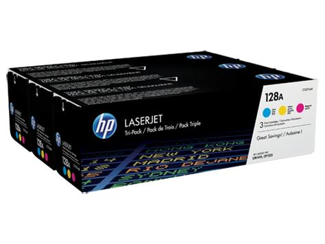 Ver HP 128A CYM