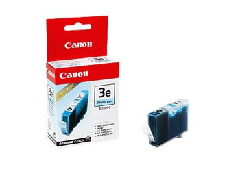 Canon Cartridge Bci-3e Photo Cyan