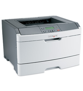 Lexmark E360dn 38 Ppm Duplex Monochrome Laser Printer