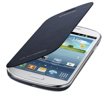 Samsung Flip Cover Galaxy Express Azul