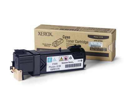 Xerox Cartucho De Toner Cian Para Phaser 6130