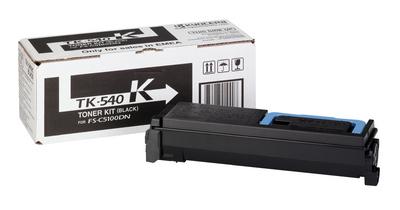 KYOCERA TK-540K Microfine toner black
