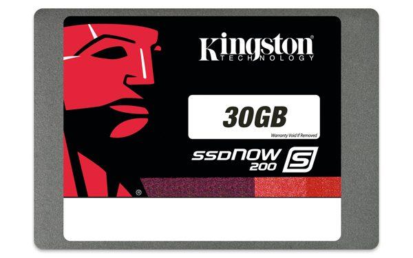 Kingston Technology 30gb Ssdnow S200