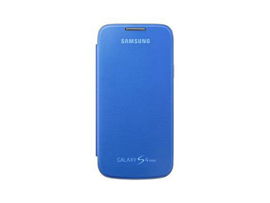 Funda Movil Samsung Flip Cover Azul Ef-fi919bcegww