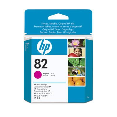 Hp Consumible Cartucho De Tinta Magenta De 28 Ml Hp 82