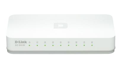 D-link Go-sw-8e Switch