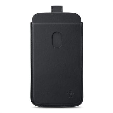 Funda Movil Belkin Pocket Case Negra
