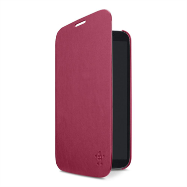 Funda Movil Belkin Micra Folio Roja F8m631btc01