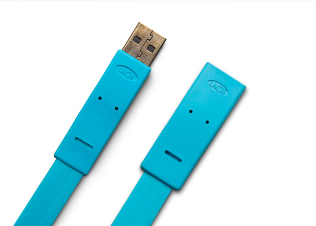 Lacie Usb A Male To A Female  Design By Item