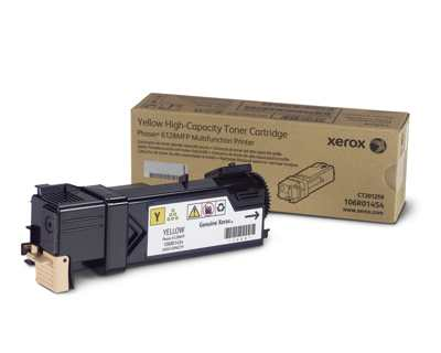 Xerox Cartucho De Toner Amarillo De Capacidad Normal  2500 Paginas