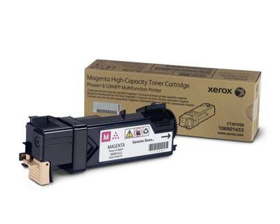Xerox Cartucho De Toner Magenta De Capacidad Normal  2500 Paginas