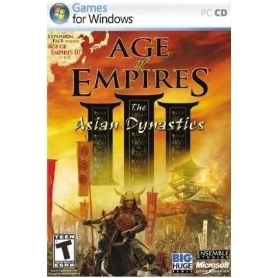 Microsoft Age Of Empires Iii  The Asian Dynasties