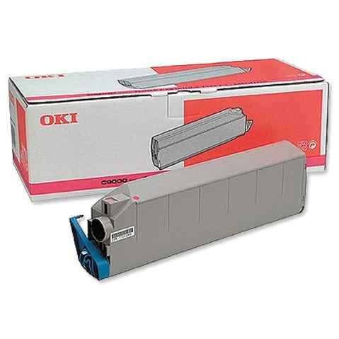 Oki Magenta Toner Cartridge For C9300 C9500