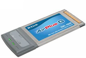 D-link Airplus G Dwl-g630 Wireless Cardbus Adapter