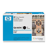 Ver HP CONSUMIBLE Cartucho de impresion negro HP Color LaserJet Q6460A