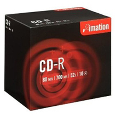 Imation Cd-r  Lightscribe 10-pack