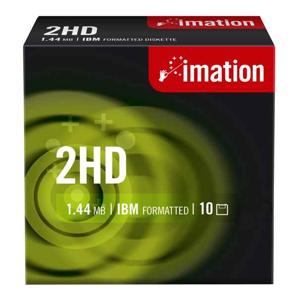 Imation 35 Ds-hd  10 Pcs