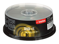 Imation Dvd R 47gb 16x Spindle  25