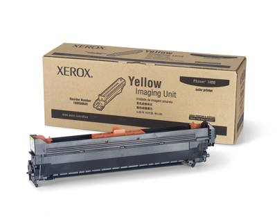 Xerox Unidad De Imagen Amarillo  30000 Paginas
