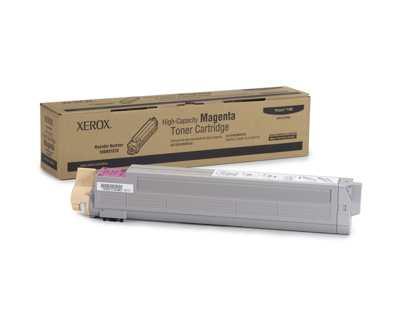 Ver Xerox Cartucho de toner magenta de gran capacidad  18000 paginas