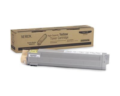 Ver Xerox Cartucho de toner amarillo de gran capacidad  18000 paginas