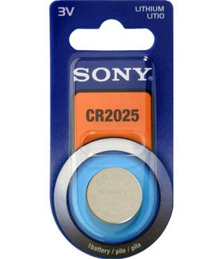 Ver Sony CR2025B1A