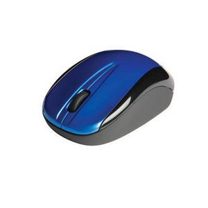 Verbatim Wireless Laser Nano Mouse - Blue