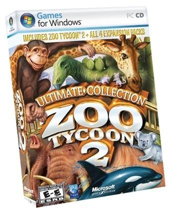 Microsoft Zoo Tycoon 2  Ultimate Collection  Es