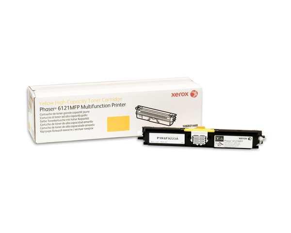 Xerox Phaser 6121mfp Toner Amarillo De Gran Capacidad  2600 Paginas