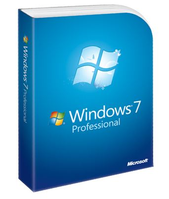 Windows 7 Professional  Sa  Olp-nl