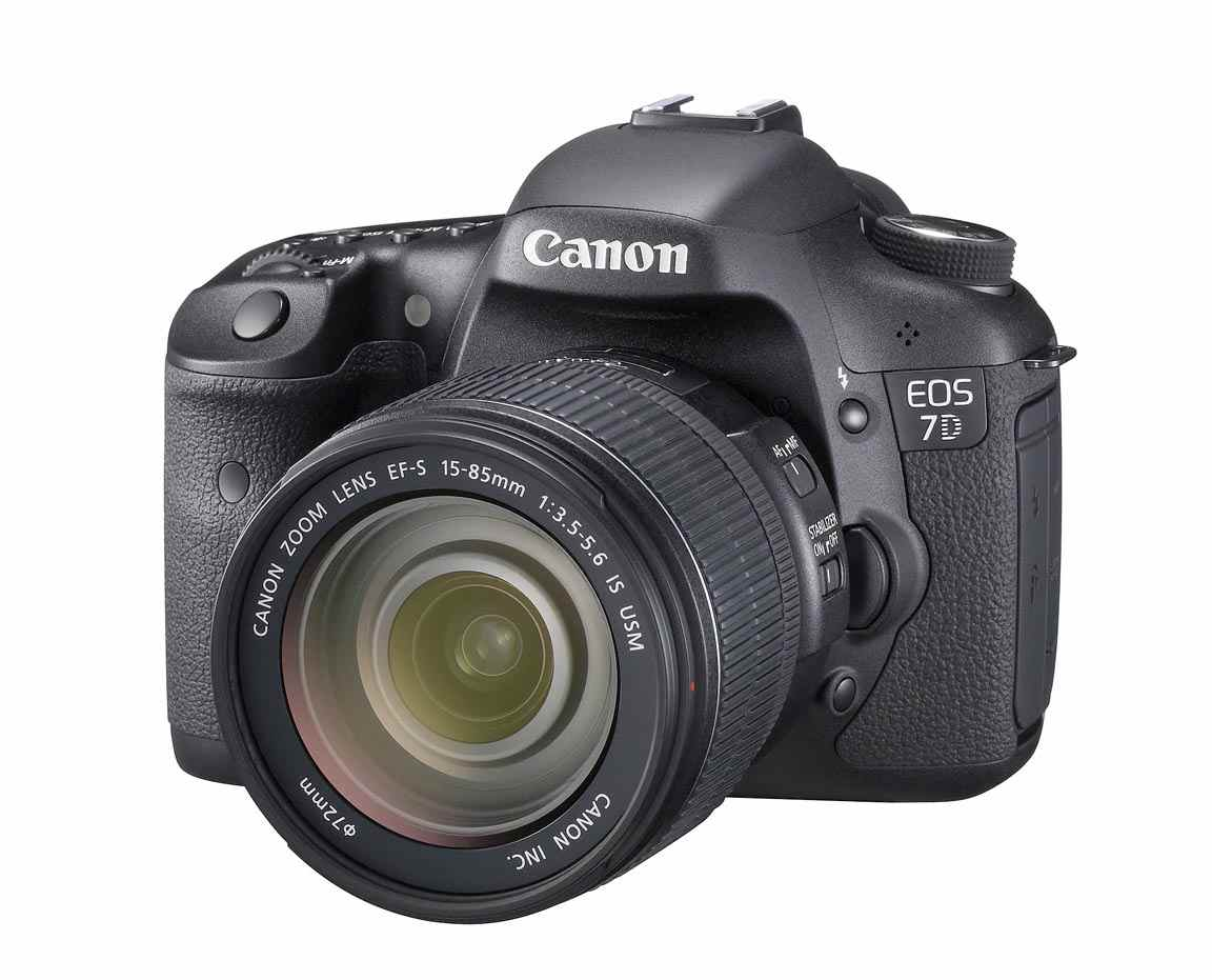 Canon Eos 7d Ef-s 15-85mm