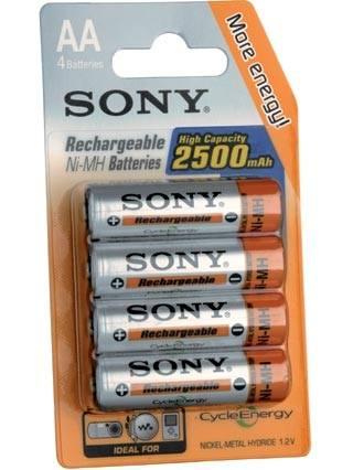 Sony Nhaab4e Nimh-batteries