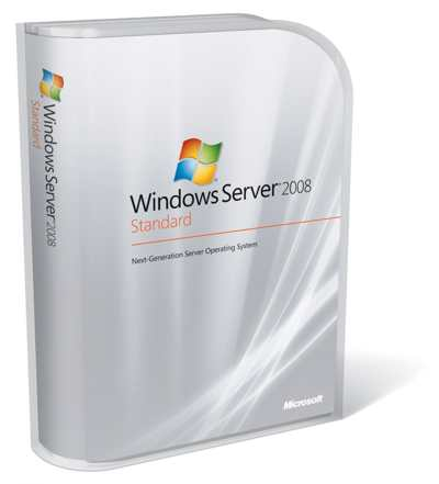 Microsoft Windows Server Standard 2008  R2  10cal  Edu  Dvd  En