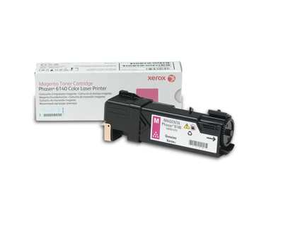 Xerox Phaser 6140  Cartucho De Toner Magenta De Capacidad Normal  2000 Paginas