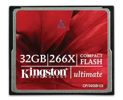 Kingston 32gb Ultimate 266x