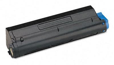 Ver Oki MB480 Black Toner Cartridge