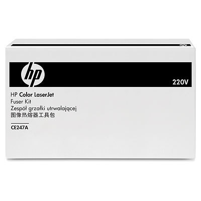 Ver HP Kit de fusor de 220 V de HP Color LaserJet CE247A  150000 paginas