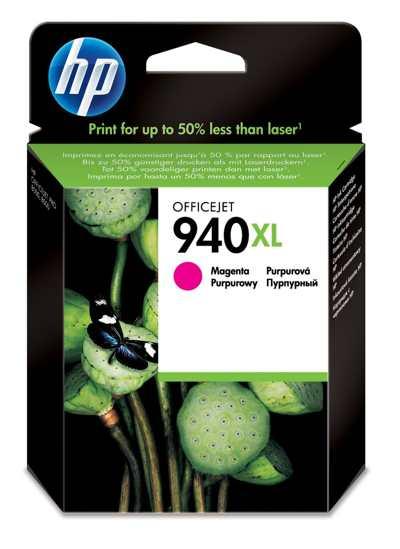 Cartucho de tinta magenta HP 940XL Officejet