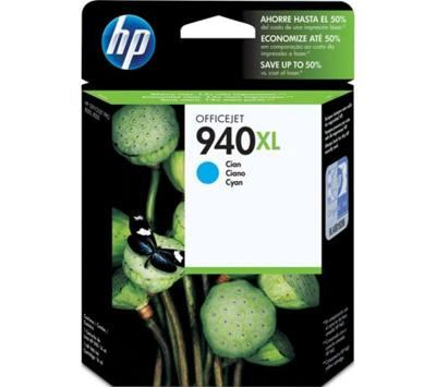HP CONSUMIBLE Cartucho de tinta cian HP 940XL Officejet